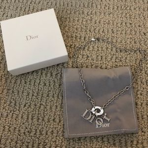 Jewelry - Dior necklace